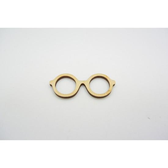 5ce6c3f6b1 Ξύλινα Διακοσμητικά γυαλιά