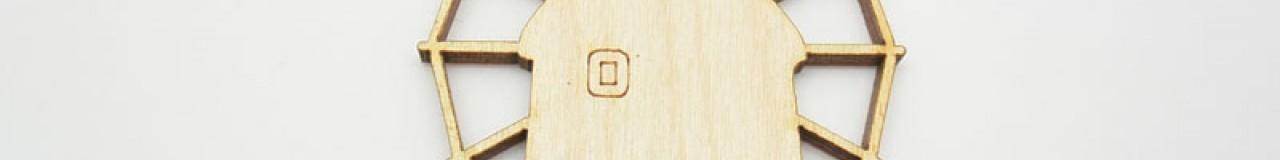 Διάφορα ξύλινα διακοσμητικά