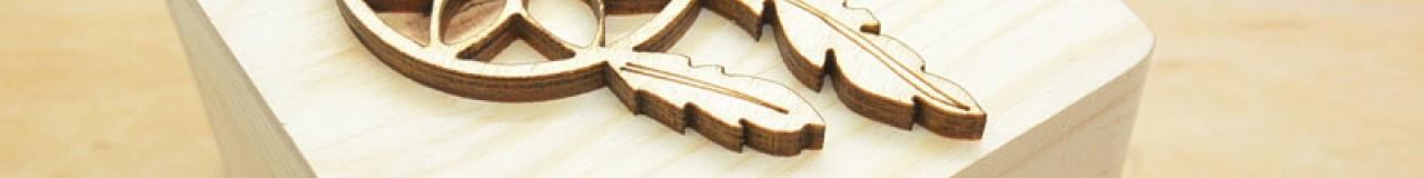 Ξύλινα κουτάκια
